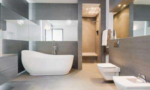 Reformas baños modernos